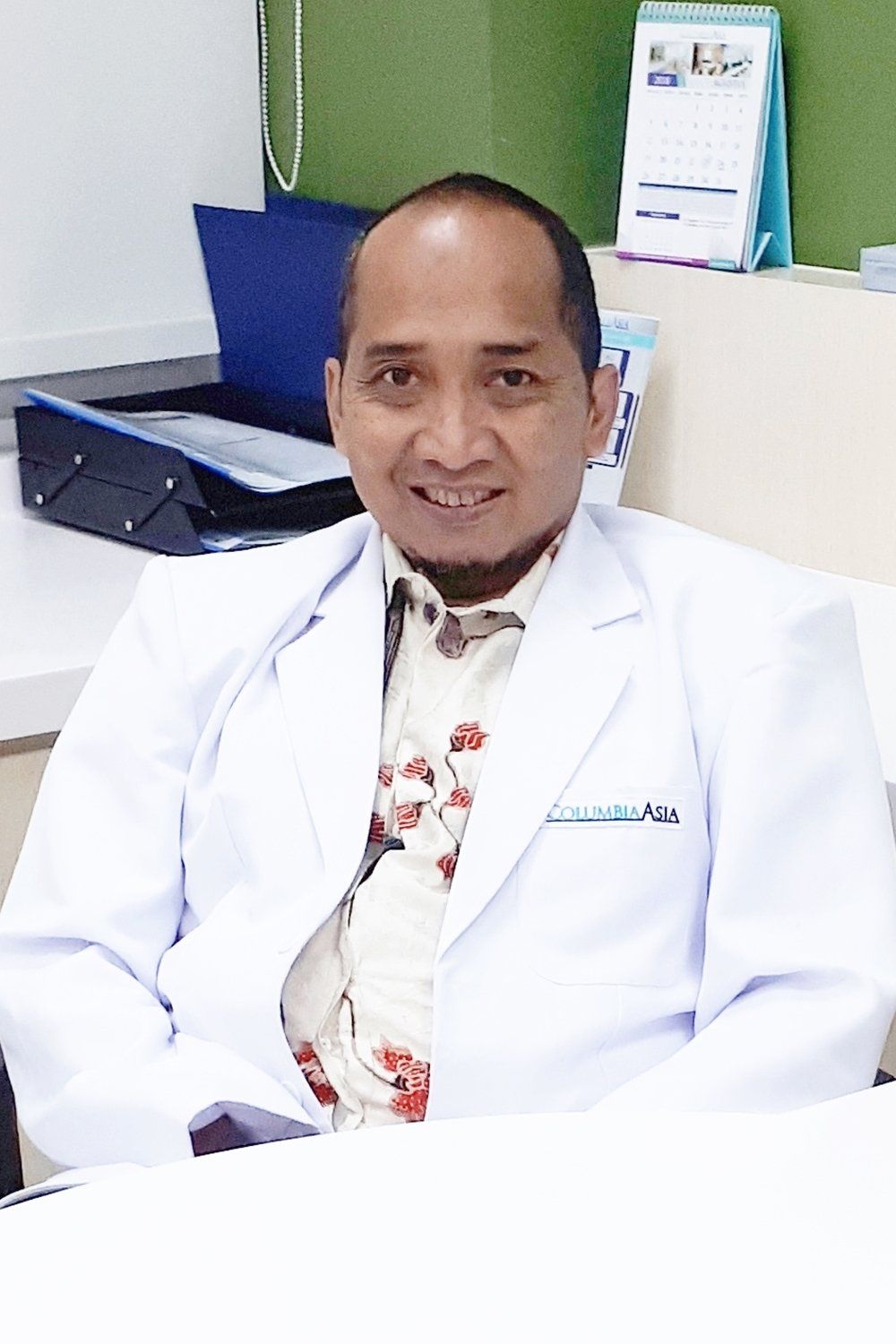 dr. Fajar Firsyada