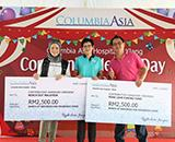 Columbia Asia Hosts Its First-ever Community Health Day in Klang